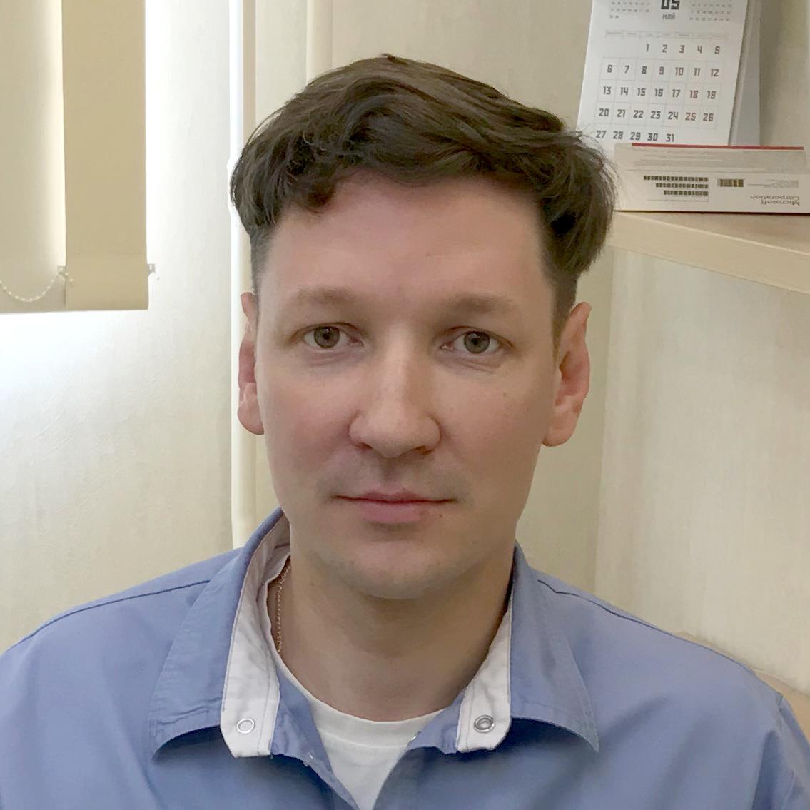 Старцев Михаил Сергеевич