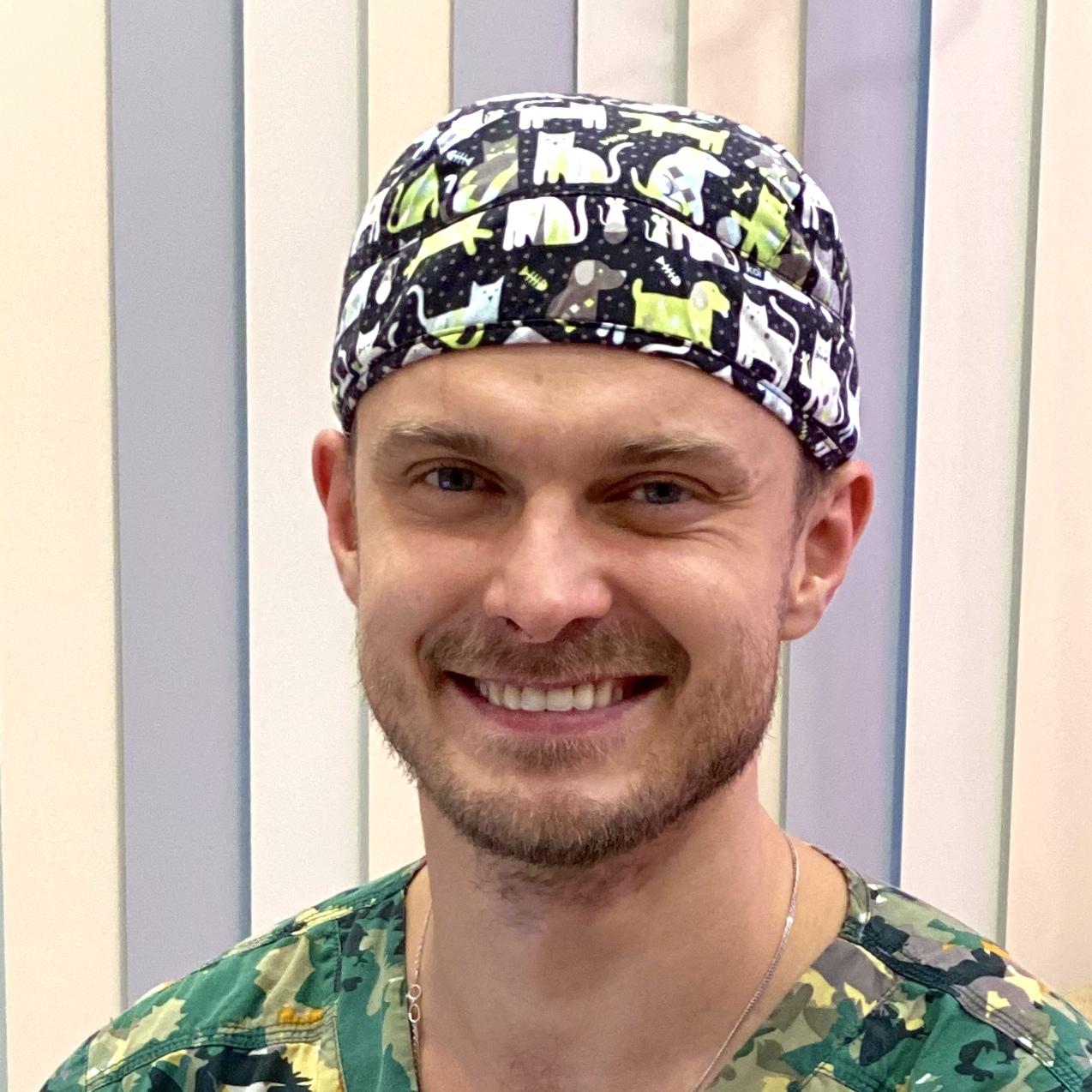 Тимошенко Роман Геннадьевич